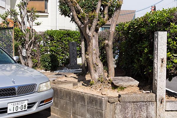 樫ノ木龍神(西畑町)