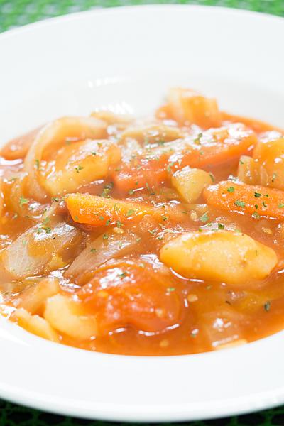 野菜のトマト煮