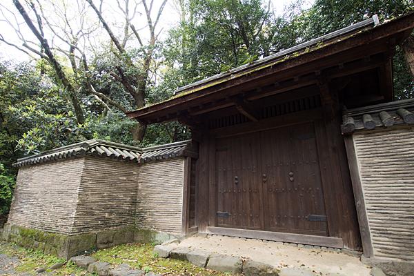 熱田神宮清雪門