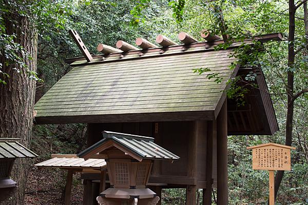 熱田神宮清水社