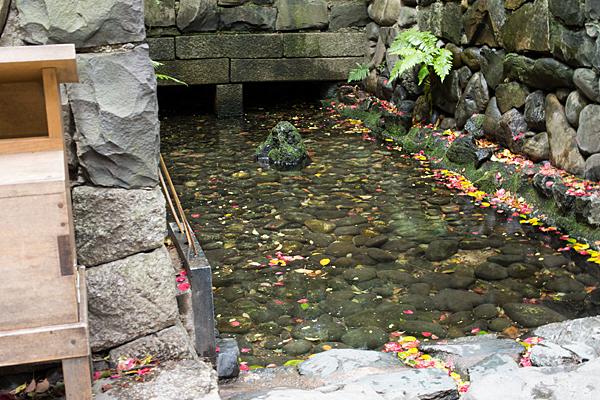 熱田神宮清水池