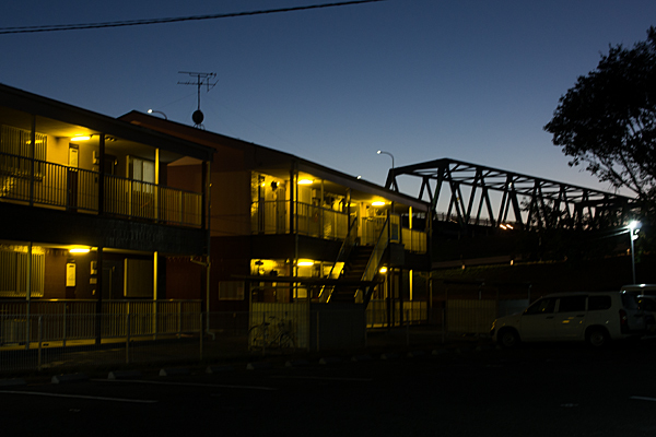 濃尾大橋アパートと