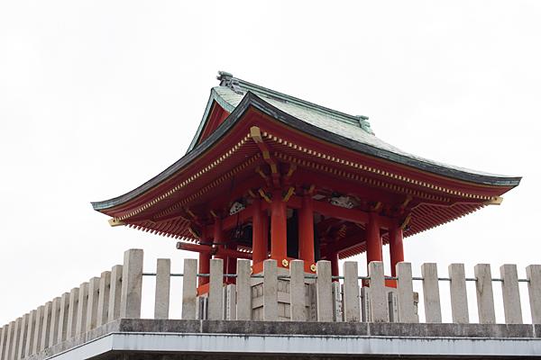 犬山成田山鐘楼