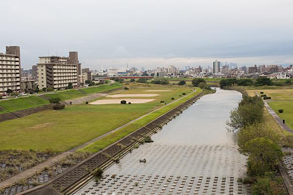 矢田川曇り
