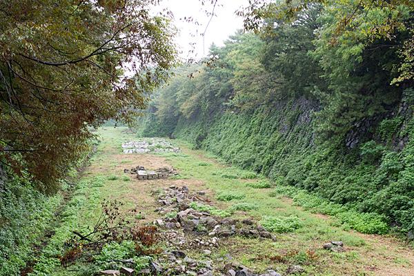 名古屋城空堀