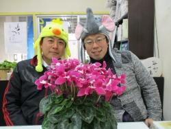 遠藤さんと吉井さん