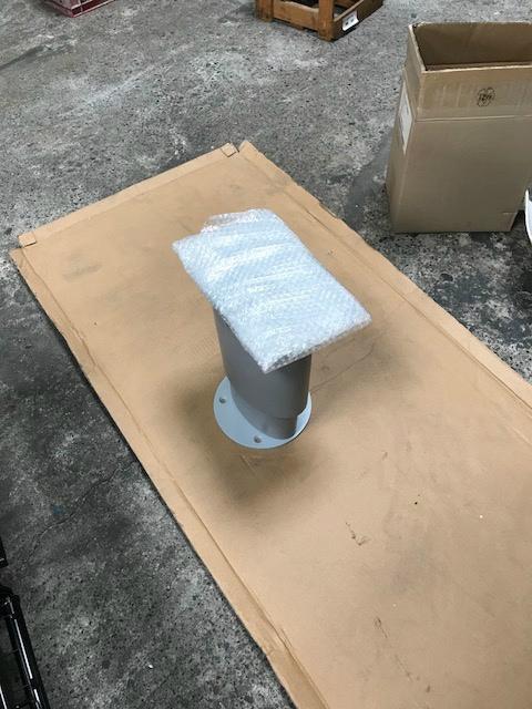 昇降式テーブル脚