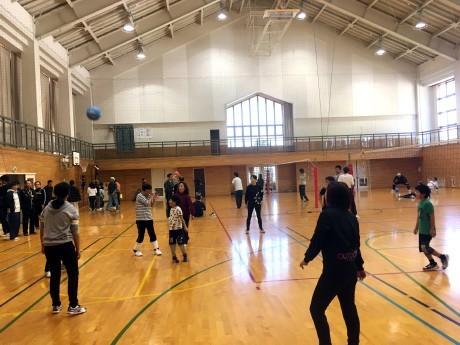 20181023醍醐ソフトバレー (4)