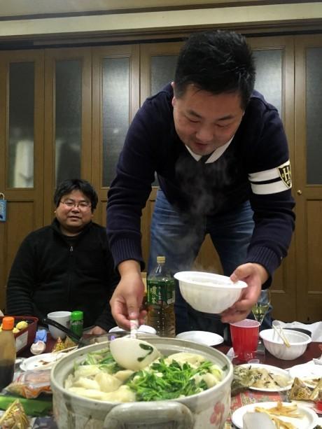 20190112きりたんぽ鍋 (5)