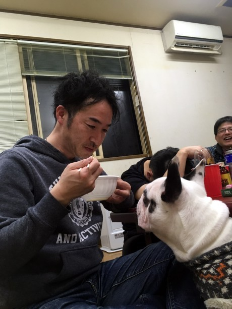 20190112きりたんぽ鍋 (6)