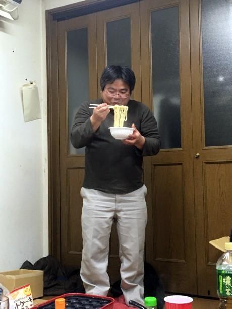 20190112きりたんぽ鍋 (8)