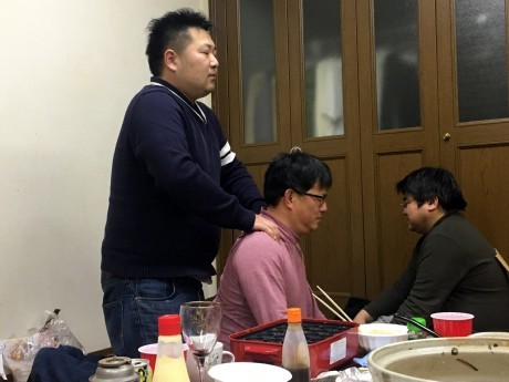 20190112きりたんぽ鍋 (9)