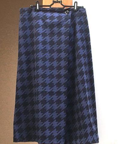 スカート露光直し