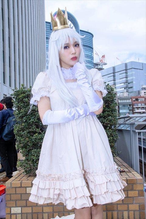 キングテレサ姫 優月心菜 コスプレ 4