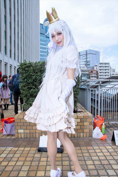 キングテレサ姫 優月心菜 コスプレ 6