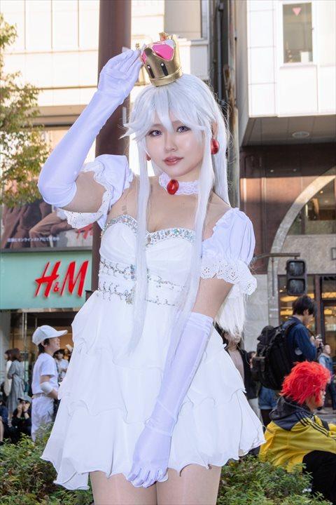 キングテレサ姫 林檎飴 コスプレ 4