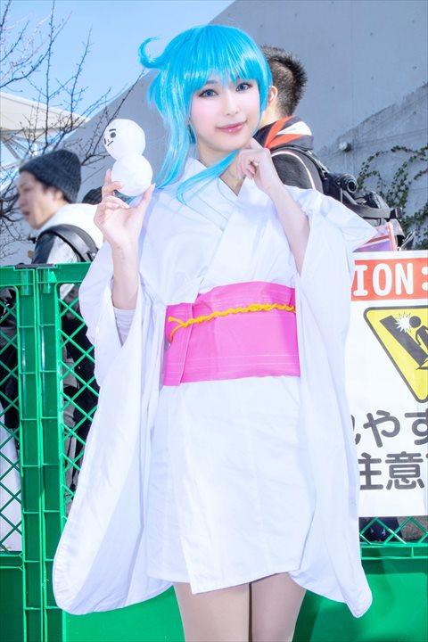 ぬ~べ~ ゆきめ 日野礼香 コスプレ 5