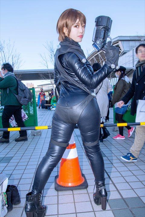 GANTZ 岸本恵 爽々 コスプレ 6
