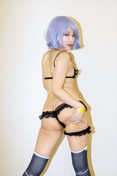 朱志香 シフォンフリルノンワイヤーブラ 超ローライズシフォンリボンTバックパンツ 3