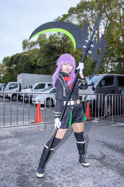 終わりのセラフ 柊シノア ヒカル コスプレ 1