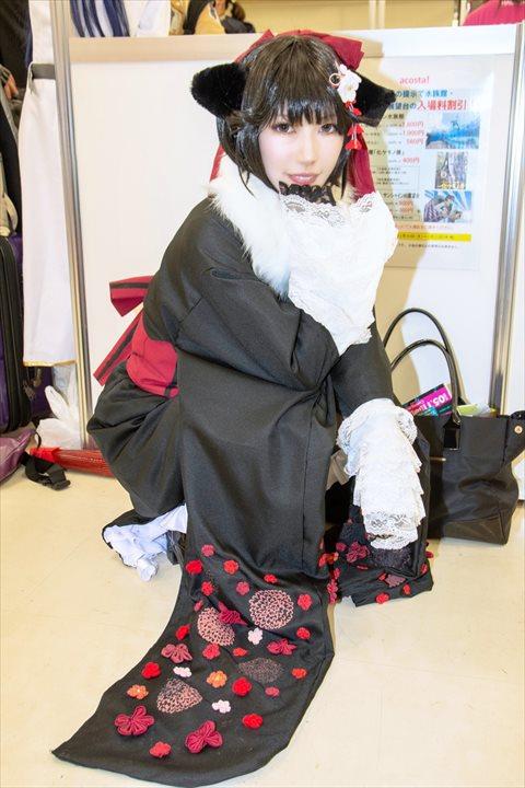 アズールレーン 高雄 眠井 コスプレ 5