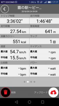 2018/09/24ビーナスライン散歩