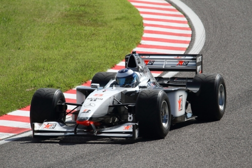 2018F1日本GP レジェンドF1 MP4-13