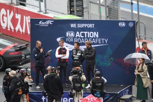 2018-2019WEC富士6時間 デンプシープロトンレーシング88号車