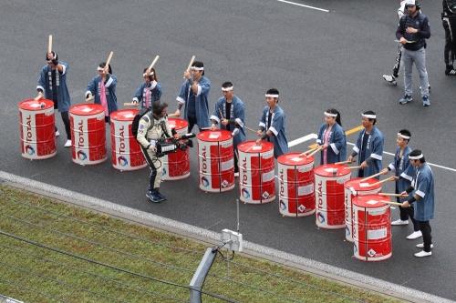 2018-2019WEC富士6時間 富岳太鼓