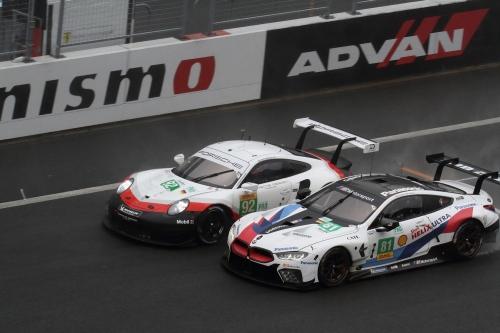 2018-2019WEC富士6時間 ポルシェ92号車対BMW81号車