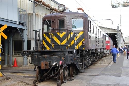 第25回JR貨物フェスティバル 広島車両所公開 EF59 21