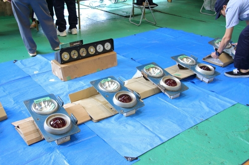 第25回JR貨物フェスティバル 広島車両所公開 部品販売会