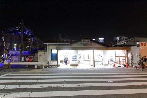 JR東淀川駅地上駅舎 2018.11.10