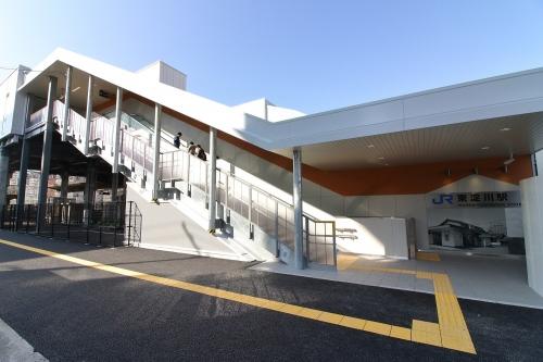 JR東淀川駅橋上駅舎 2018.11.11