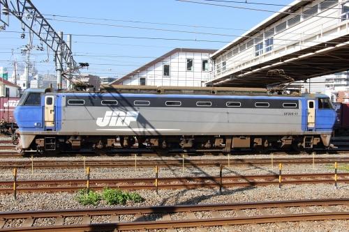 EF200-17代走 単1483レ 千里丘駅