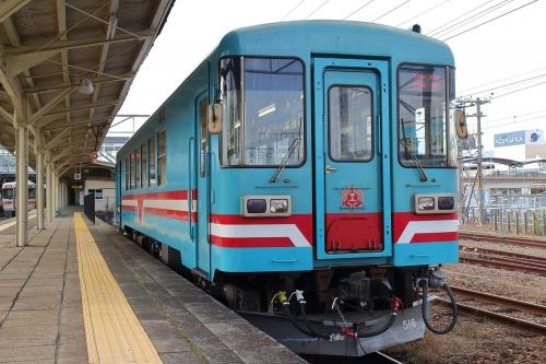 ハイモ295-510形気動車 大垣駅