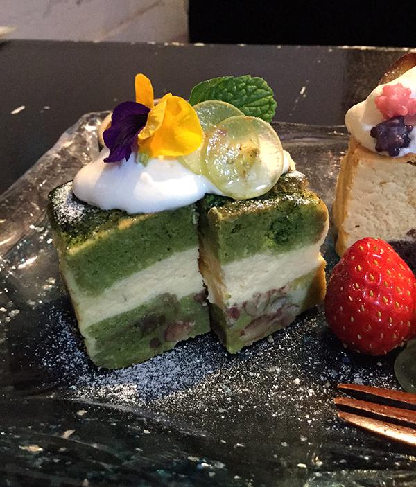 マルカフェ malu cafe 御嶽山 東急池上線 チーズケーキ 棕櫚