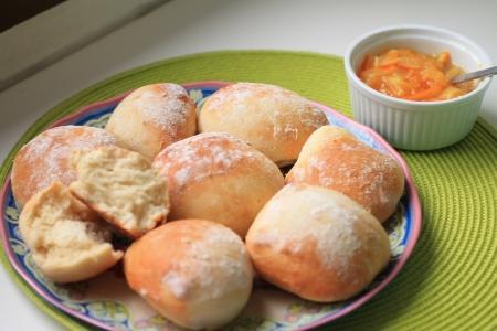 クワルクボレン風スコーン風ヨーグルトパン