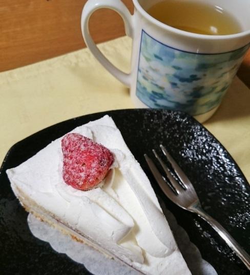 181223お茶でケーキ