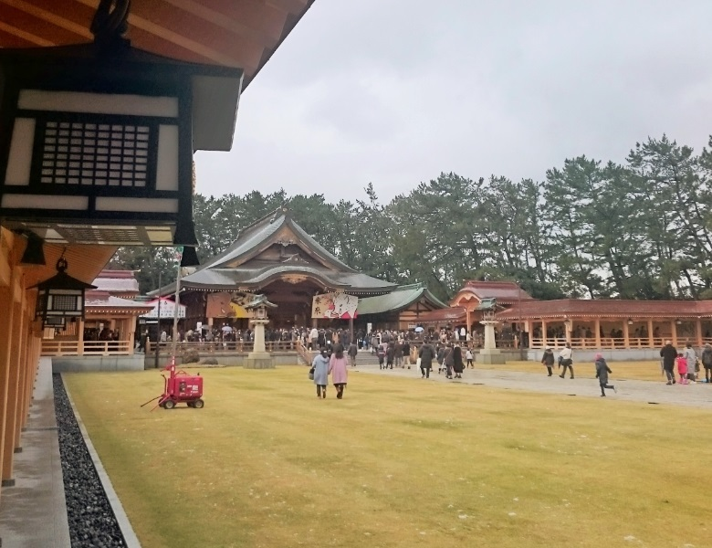 190101護国神社