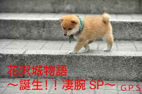 『花沢城物語~誕生!!凄腕SP~』 byGPS