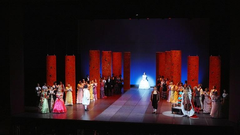 愛知芸大オペラ「サンドリヨン」※前回の同演目公演より - コピー