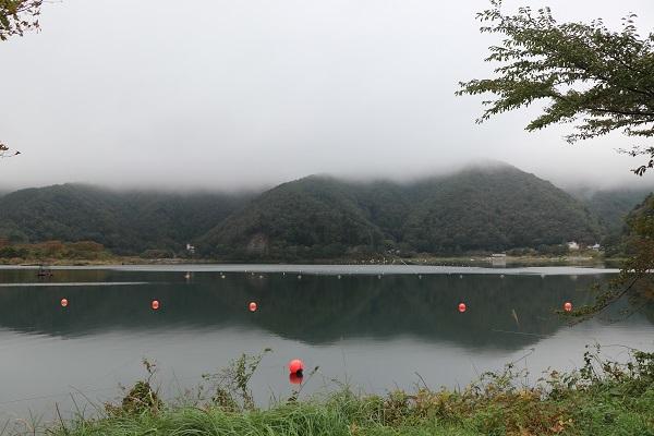 2018.11.11 信州旅行1日目② 精進湖-2