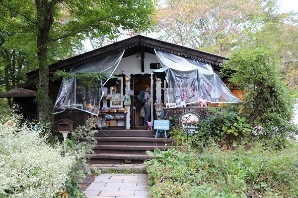 2018.12.02 信州旅行2日目⑤ 萌木の村②-10