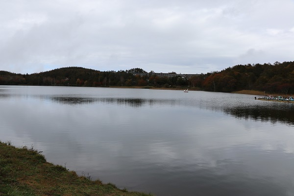 2018.12.18 信州旅行4日目② 女神湖・たてしな自由農園-4