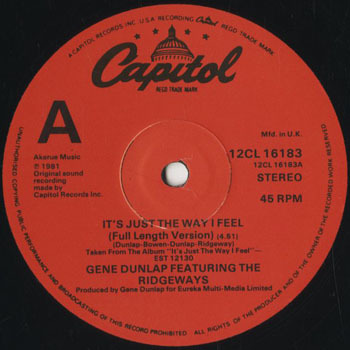 DG_GENE DUNLAP_ITS JUST THE WAY I FEEL_20190122