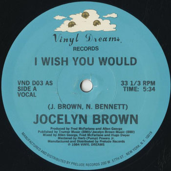 DG_JOCELYN BROWN_I WISH YOU WOULD_20190122