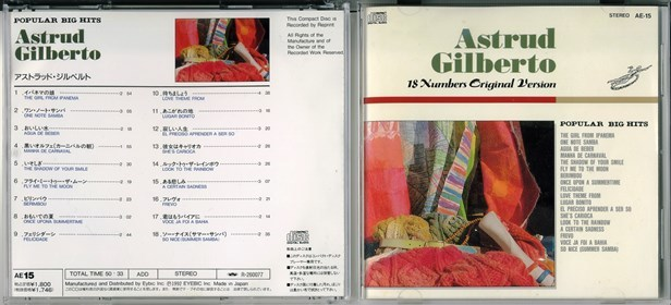 190117-Astrud Gilberto