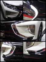 東京オートサロン2019 三菱「エクリプスクロス」カスタムカー 純正用品装着車