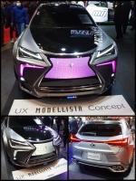 東京オートサロン2019 トヨタ レクサスUX modellista Concept